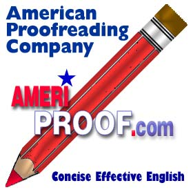 American Proofreading Company